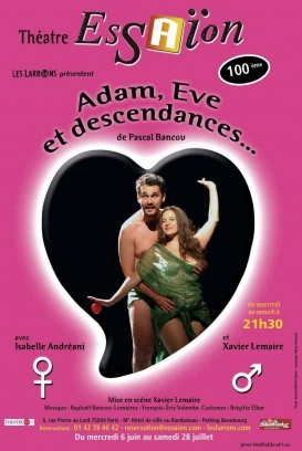 Adam, Eve et descendances...